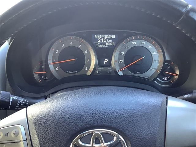 2009 Toyota Blade Enterprise Gisborne Outlet image 12