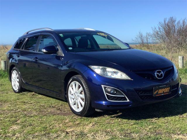 2010 Mazda Atenza Enterprise Gisborne Outlet image 1
