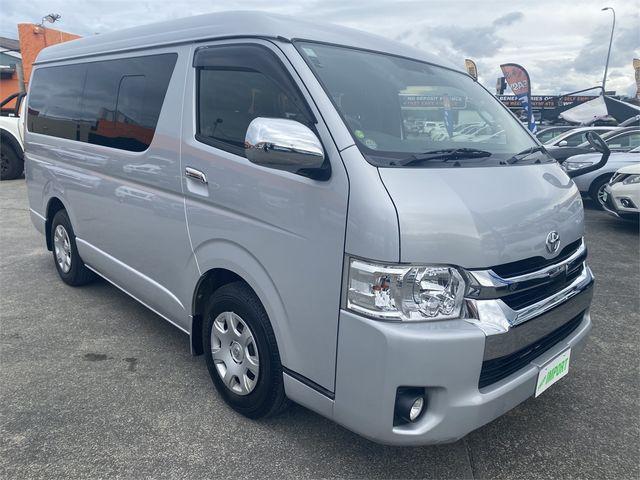 2018 Toyota Hiace Enterprise Gisborne image 1