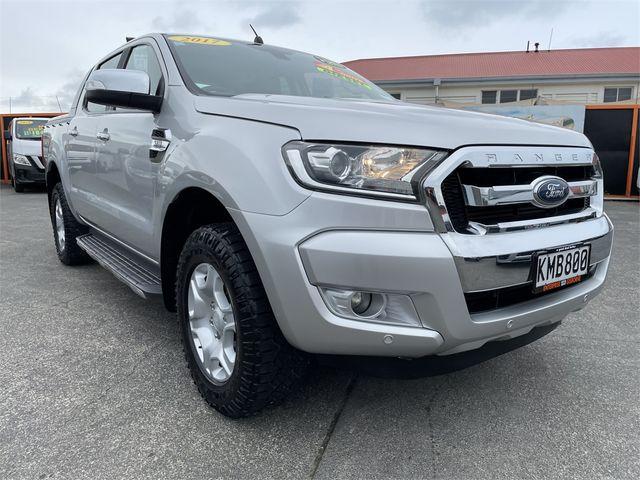 2017 Ford Ranger Enterprise Gisborne image 1