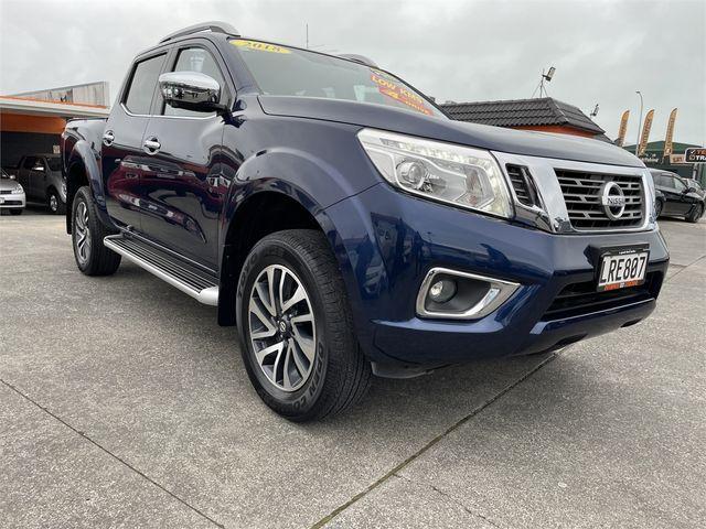2018 Nissan Navara Enterprise Gisborne image 1