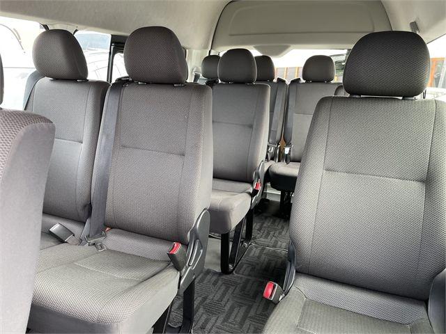 2014 Toyota Hiace Enterprise Gisborne image 6