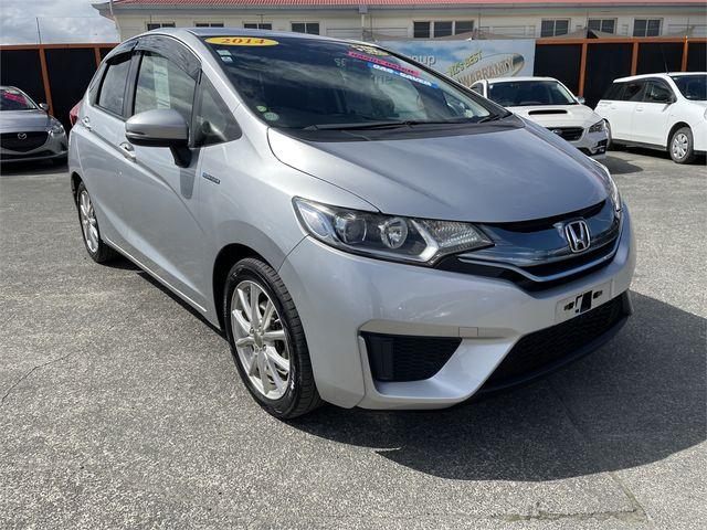 2014 Honda Fit Enterprise Gisborne image 1