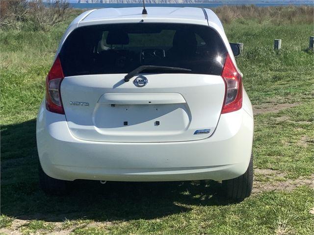 2012 Nissan Note Enterprise Gisborne Outlet image 3