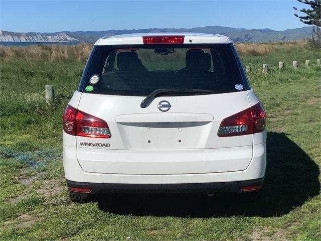2016 Nissan Wingroad Enterprise Gisborne Outlet image 5