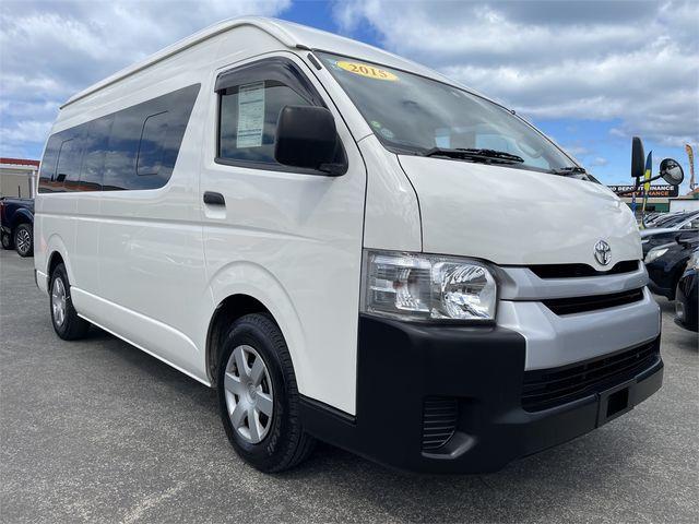 2015 Toyota Hiace Enterprise Gisborne image 1
