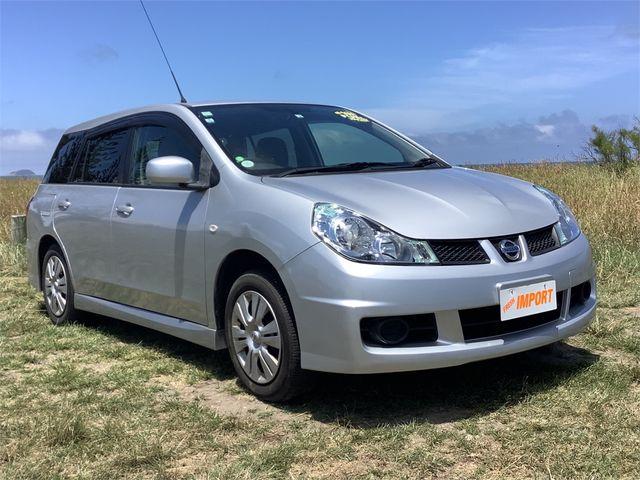 2016 Nissan Wingroad Enterprise Gisborne Outlet image 1
