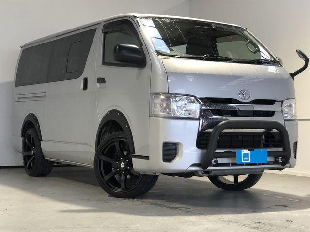 2018 Toyota Hiace Enterprise Hamilton image 1