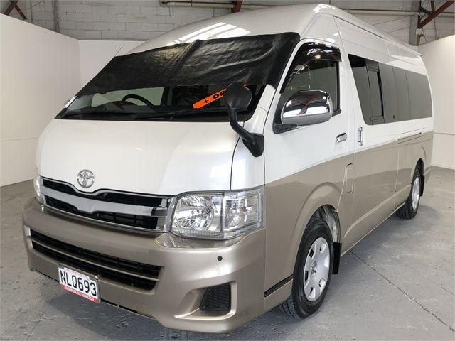 2013 Toyota Hiace Enterprise Hamilton image 4