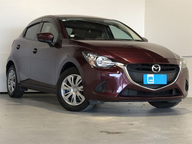2019 Mazda Demio Enterprise Hamilton image 1