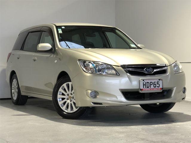 2008 Subaru Exiga Enterprise Hamilton image 1