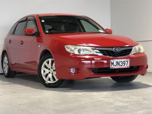 2008 Subaru Impreza Enterprise Hamilton image 1