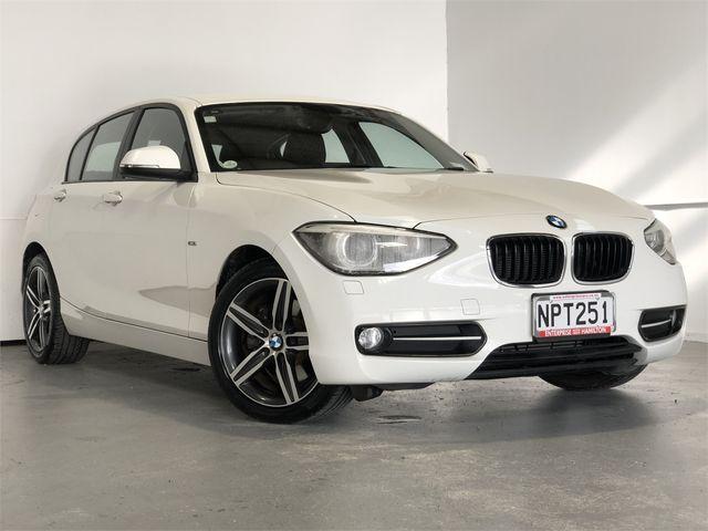 2014 BMW 116i Enterprise Hamilton image 1