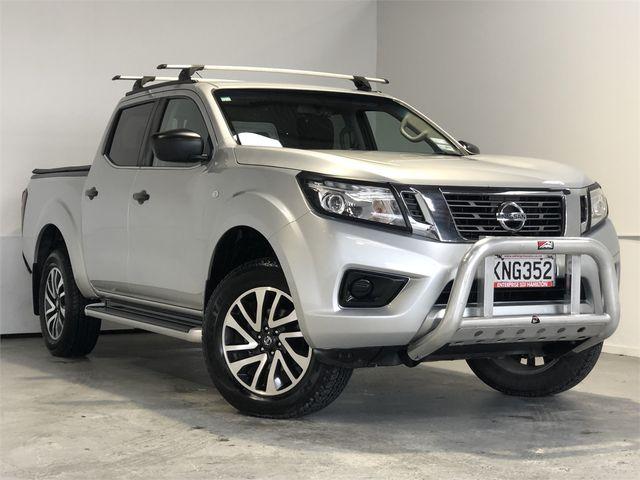 2017 Nissan Navara Enterprise Hamilton image 1