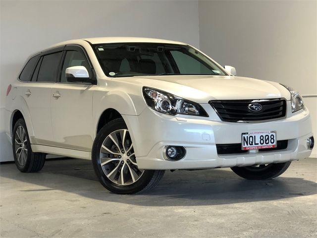2012 Subaru Outback Enterprise Hamilton image 1