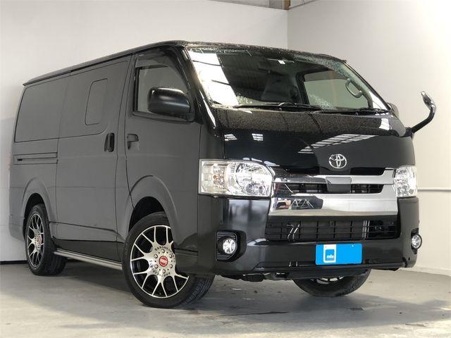 2019 Toyota Regius Enterprise Hamilton image 1