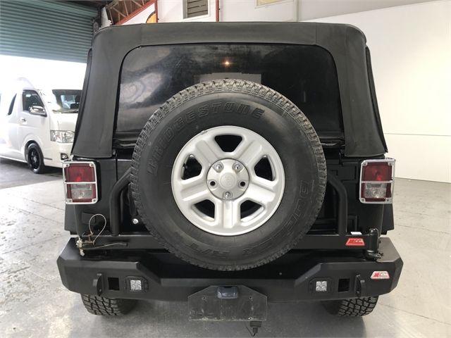 2007 Jeep Wrangler Enterprise Hamilton image 9