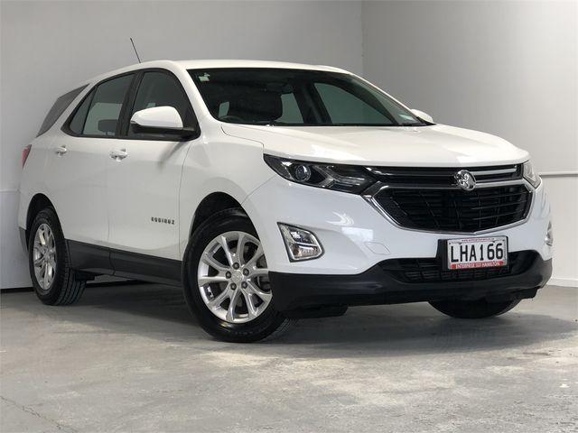 2018 Holden Equinox Enterprise Hamilton image 1