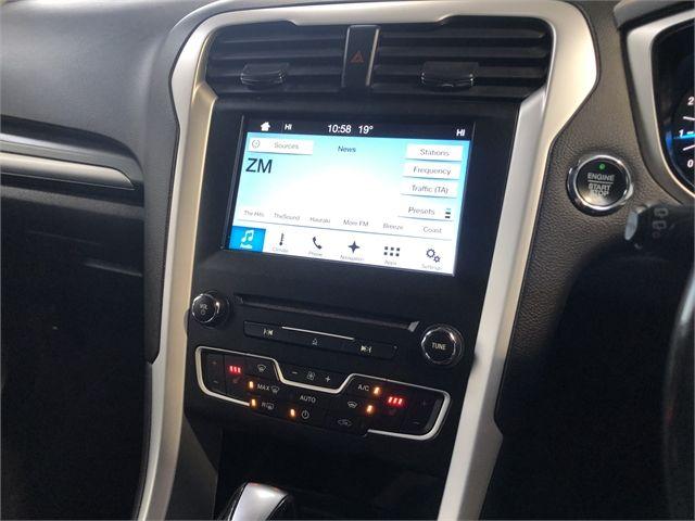 2017 Ford Mondeo Enterprise Hamilton image 16