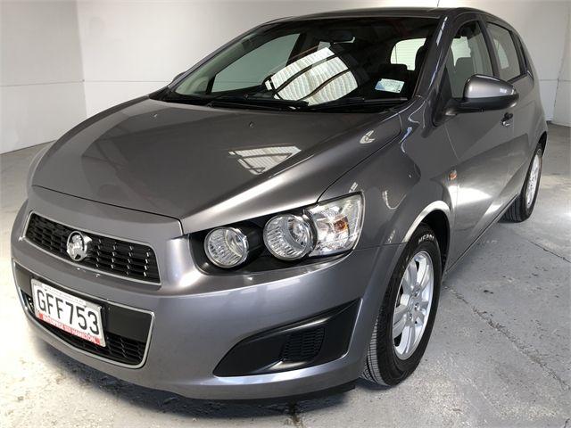 2012 Holden Barina Enterprise Hamilton image 4