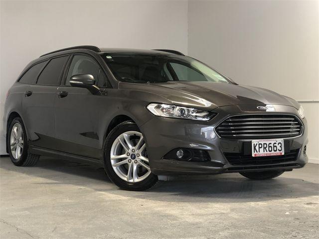 2017 Ford Mondeo Enterprise Hamilton image 1