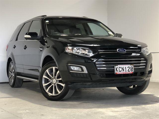2016 Ford Territory Enterprise Hamilton image 1