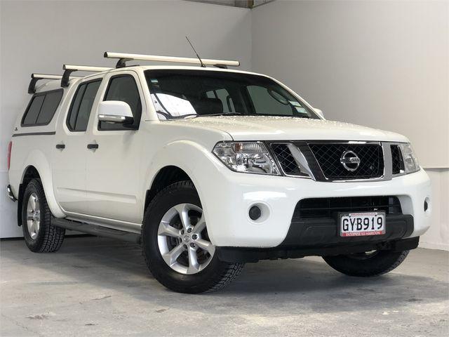 2013 Nissan Navara Enterprise Hamilton image 1