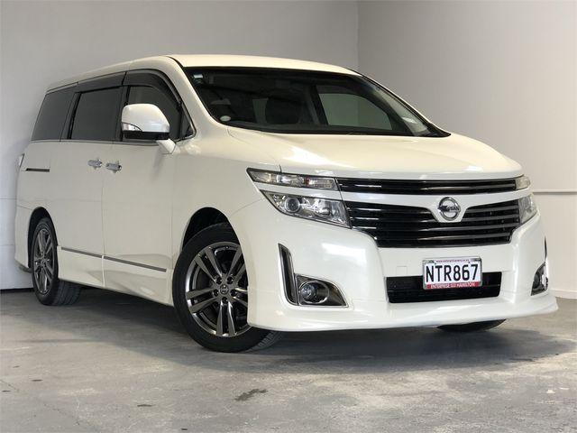 2012 Nissan Elgrand Enterprise Hamilton image 1
