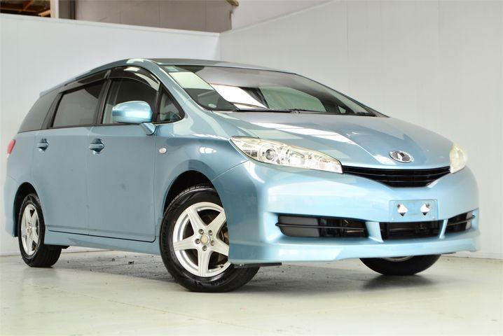 2009 Toyota Wish Enterprise Manukau image 1