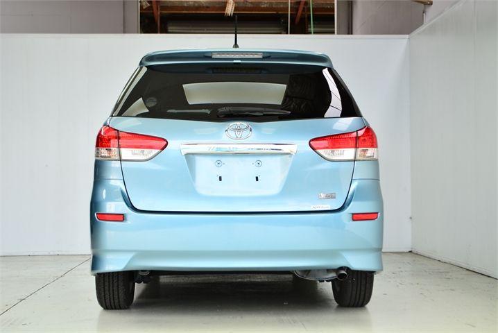 2009 Toyota Wish Enterprise Manukau image 8