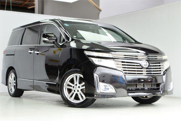 2012 Nissan Elgrand Enterprise Manukau image 1