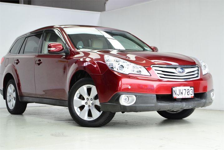 2009 Subaru Outback Enterprise Manukau image 1