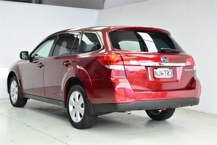 2009 Subaru Outback Enterprise Manukau image 9