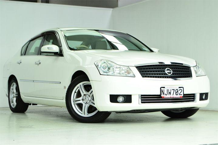 2007 Nissan Fuga Enterprise Manukau image 1