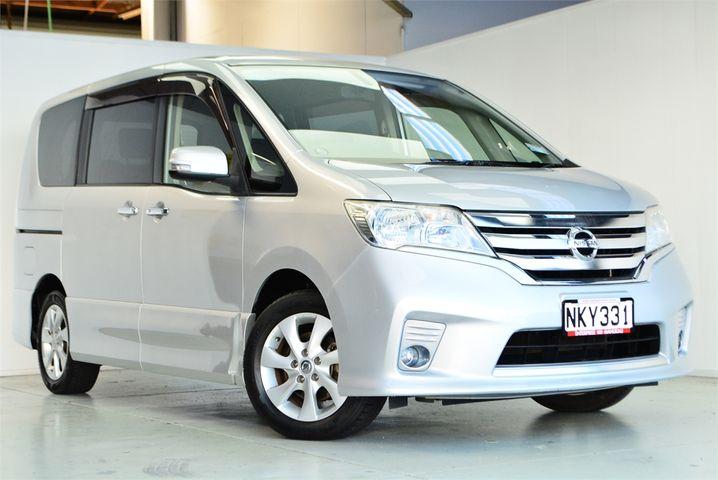 2012 Nissan Serena Enterprise Manukau image 1