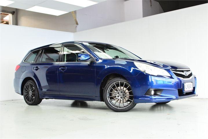 2010 Subaru Legacy Enterprise Manukau image 3