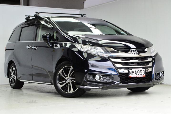2014 Honda Odyssey Enterprise Manukau image 1