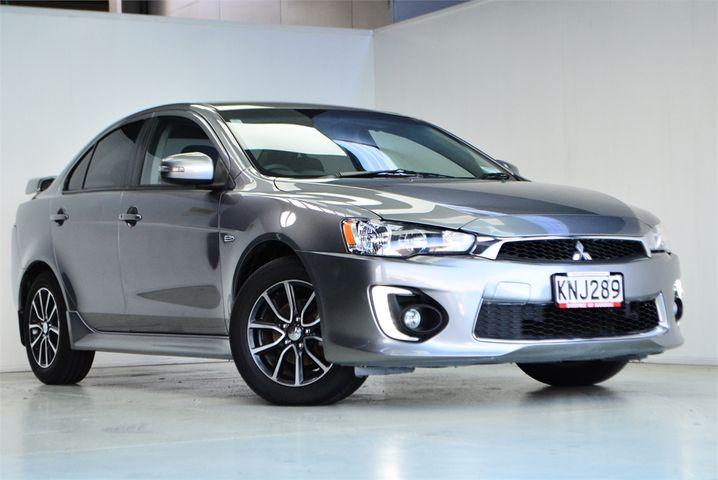 2017 Mitsubishi Lancer Enterprise Manukau image 1