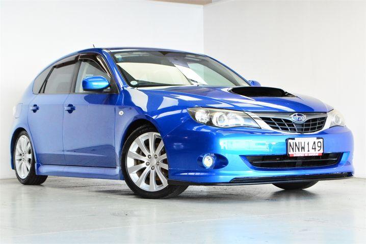 2008 Subaru Impreza Enterprise Manukau image 1