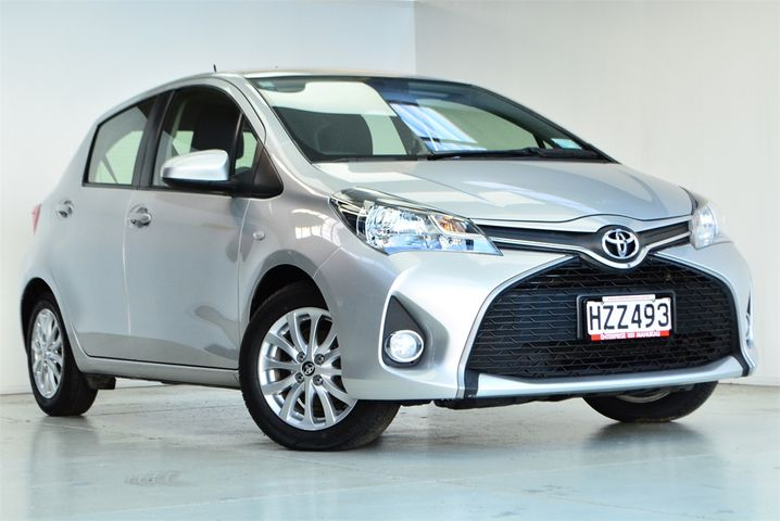 2015 Toyota Yaris Enterprise Manukau image 1