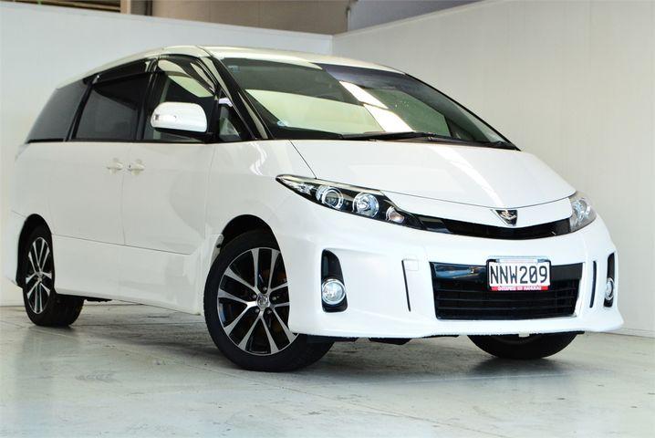2014 Toyota Estima Enterprise Manukau image 1