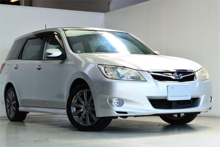 2011 Subaru Exiga Enterprise Manukau image 1