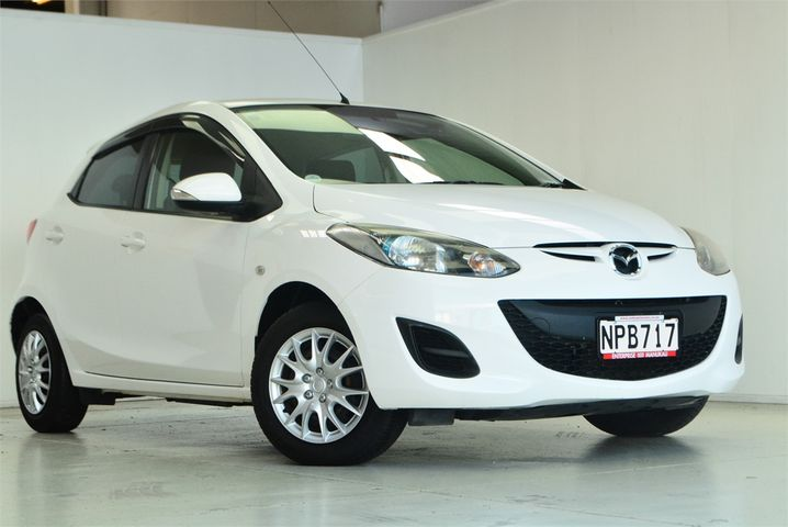 2013 Mazda Demio Enterprise Manukau image 1