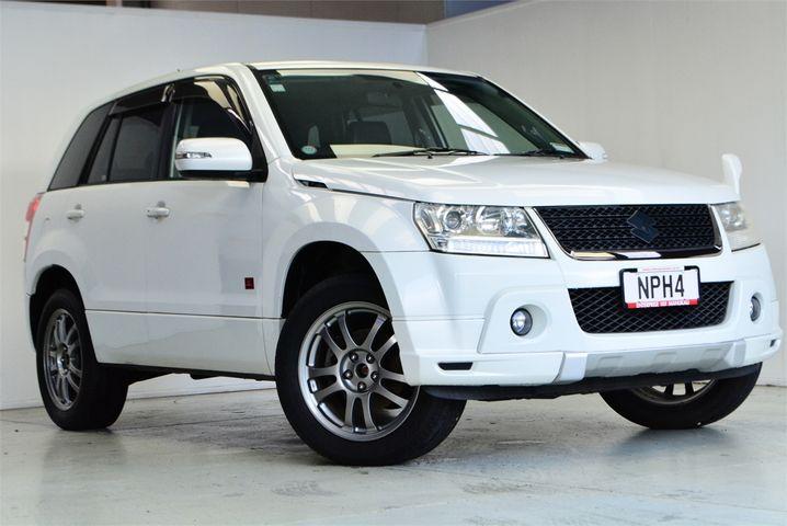 2010 Suzuki Escudo Enterprise Manukau image 1