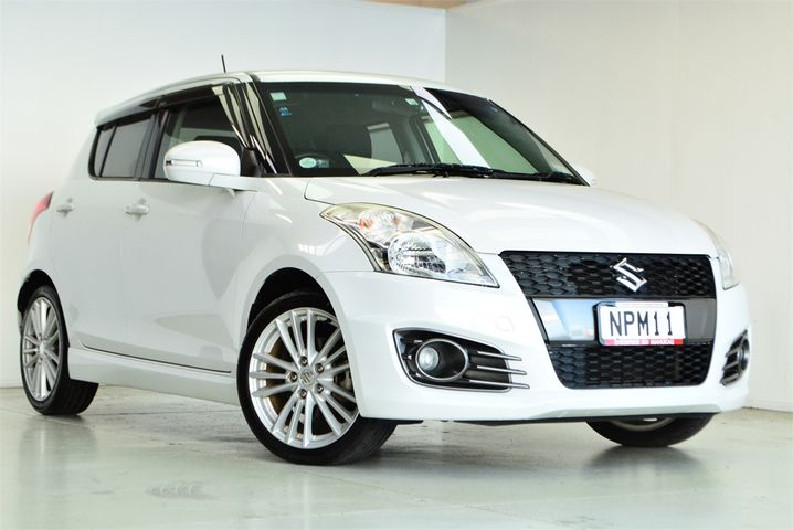 2012 Suzuki Swift Enterprise Manukau image 1