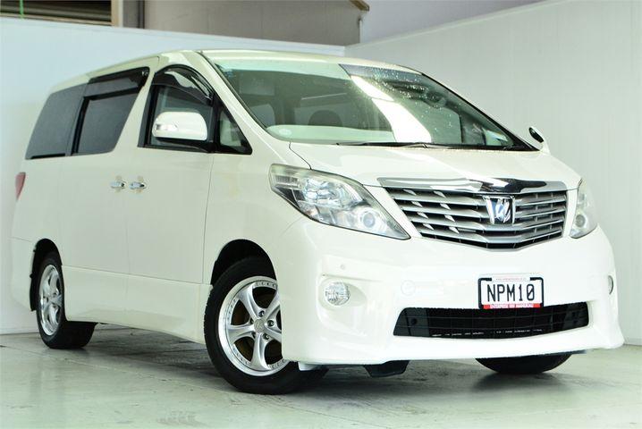 2010 Toyota Alphard Enterprise Manukau image 1