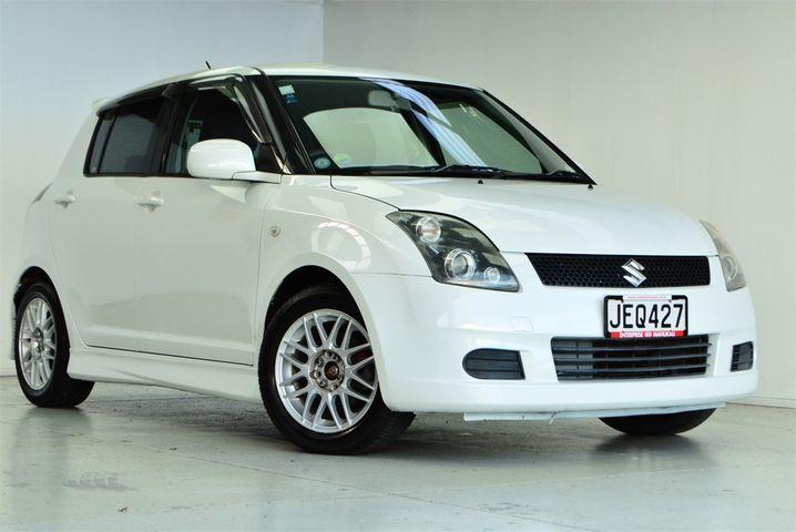 2007 Suzuki Swift Enterprise Manukau image 1