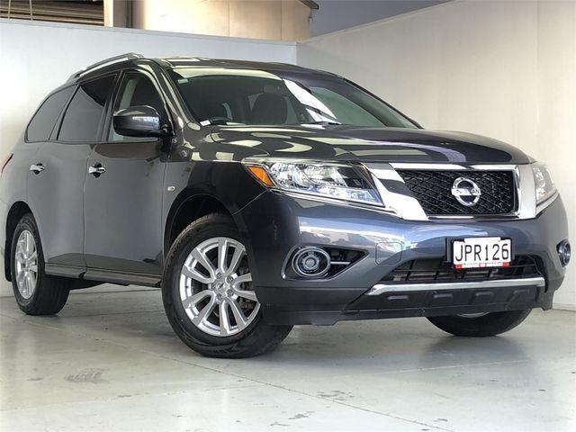 2016 Nissan Pathfinder Enterprise Manukau image 1