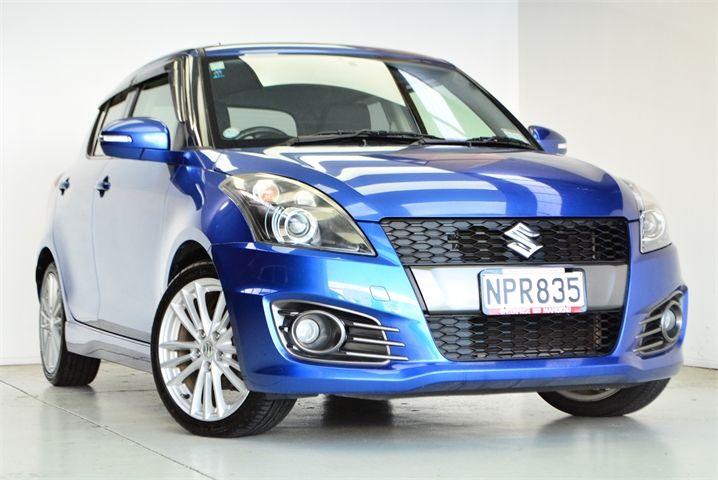2012 Suzuki Swift Enterprise Manukau image 3