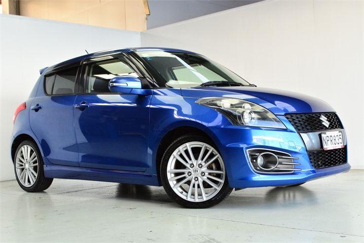 2012 Suzuki Swift Enterprise Manukau image 4